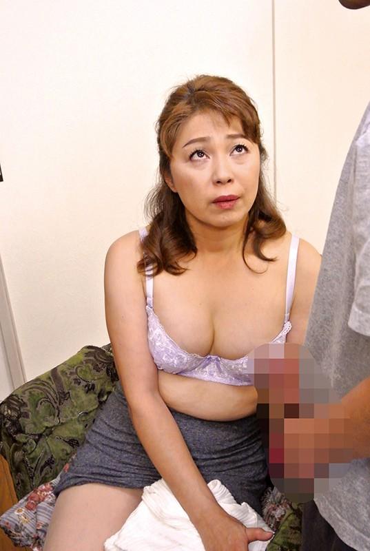 母の膣穴で性欲処理する息子16