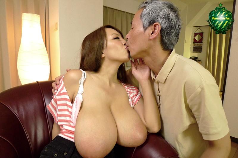 man kiss undress boobs