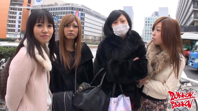 【中出し】 こんな4人と旅に行きたい 琥珀うた さとう遥希 瀬名あゆむ 朝倉ことみ キャプチャー画像 1枚目