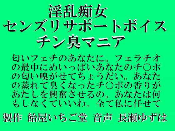 淫乱痴女センズリサポートボイス チン臭マニア mp3