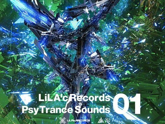 LiLA'c Records PsyTrance Sounds 01
