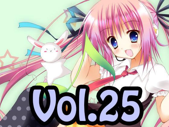 著作権フリー素材集 Vol.25 コミカル・可愛い系ADV素材 BGM20...