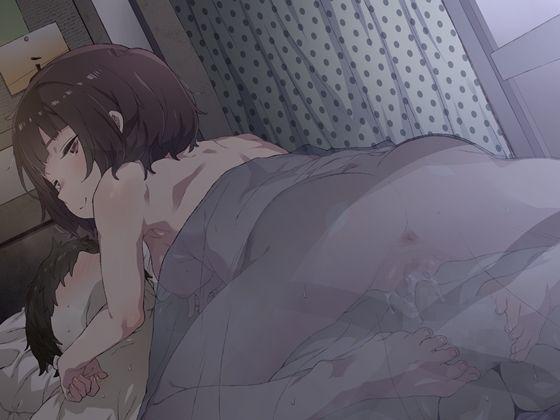 DMM 同人【眠れない添い寝2 お布団の中で密着される音声】