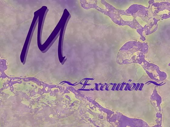 M ~Execution~