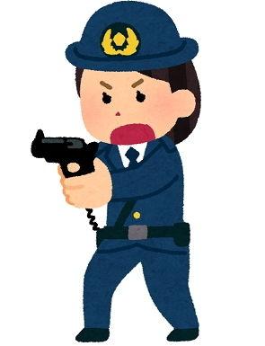 24 ババア警察が変態逮捕してオナらせる