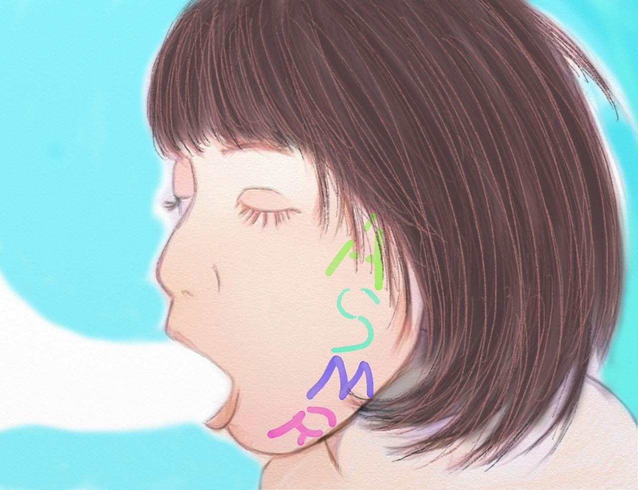 【ASMR】えっちな口のフェラチオ音声 じゅぽじゅぽバイノーラル