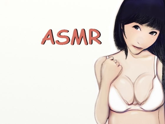 【ASMR】舌をいやらしくこすりつける耳舐め