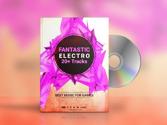 Vol.1 Fantastic Electro Game Music Collection
