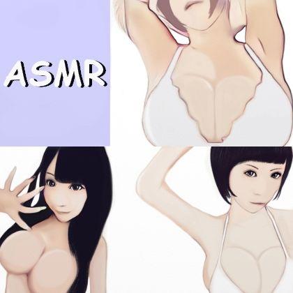 【ASMR】おっぱい美少女のぐっちょり濡れた本気オナニー