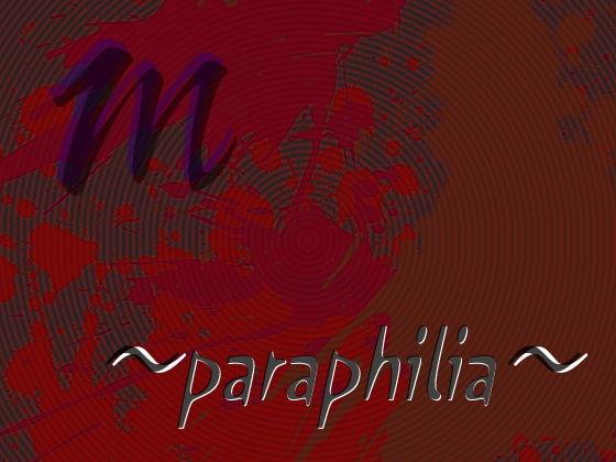 m 〜paraphilia〜