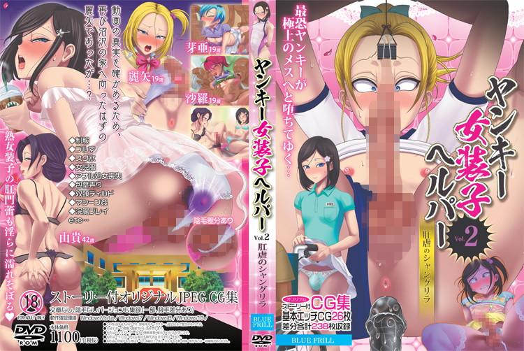 ヤンキー女装子ヘルパー Vol.2 〜肛虐のシャングリラ〜