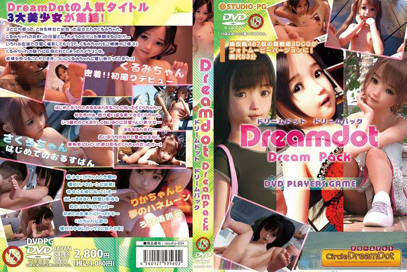 Dreamdot ドリームパック ※DVD-PG