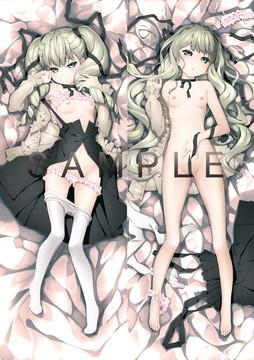 【電気外14冬】亜方逸樹先生描きおろし「こころナビ」アイノ=ペコネン抱き枕カバー