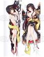 美○女万華鏡-呪○れし伝説の少女- 蓮○ 着物(A2B1) 抱き枕カバー