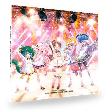 GREAT ADVENTURE! GoGo☆OSAWARI ISLAND PREMIUM BOX