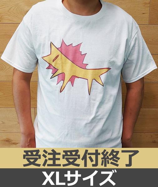 【期間限定受注生産】タマユラミライ お紅さんのクソダサTシャツ(XLサイズ)