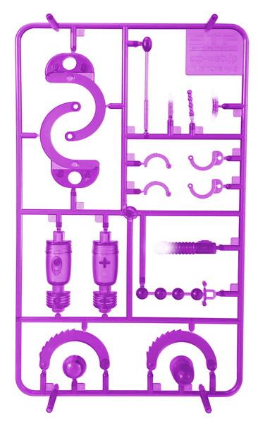 Love Toys Vol. 2 Purple Ver.