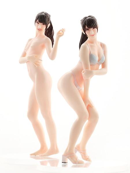 PLAMAX Naked Angel 1/20 希島 あいり