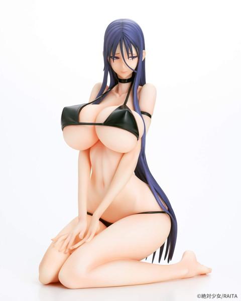 ミサ姉 黒ビキニver. サンプル画像1
