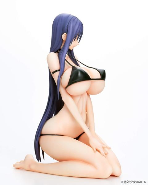 ミサ姉 黒ビキニver. サンプル画像3