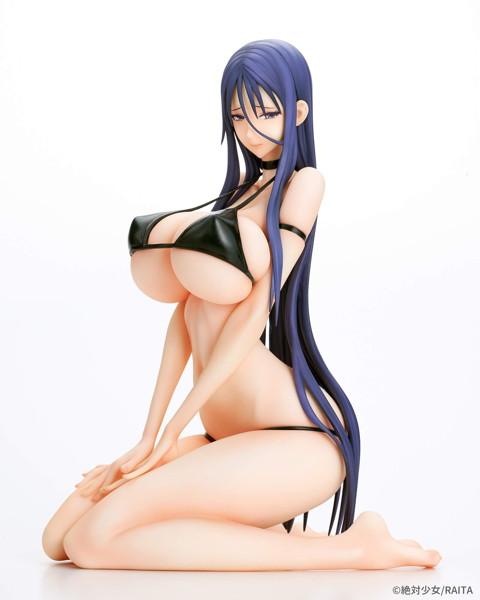 ミサ姉 黒ビキニver.