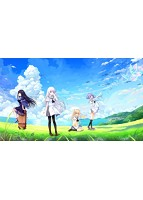 【DMM限定】Summer Pockets オリジナルA4タペストリー付