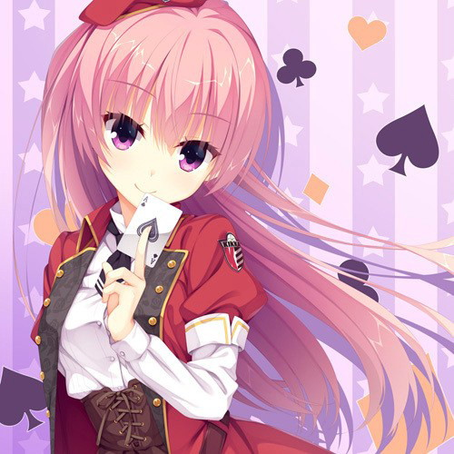 [iteminfo_actress_name] PCゲーム、サウンドトラックCD RIDDLE JOKER キャラクターソング Vol.1 「PERFECT GIRL」