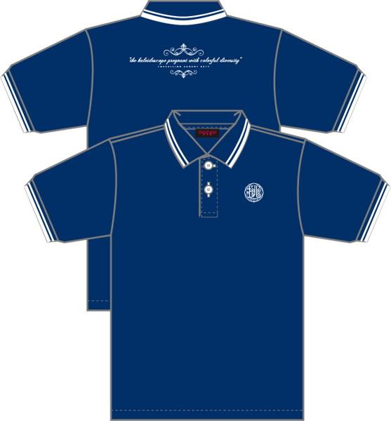 トラベリング・オーガスト2017 ポロシャツ Mサイズ