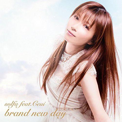solfa feat.Ceui work best album「brand new day」
