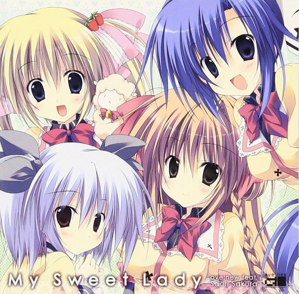 My Sweet Lady/ぴすとっ☆SMILE♪ノンすとっP!!〜輝け明日のスタート大作戦〜