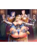 巨乳プリンセス催眠「下賤な貴方のモノを…んちゅっ、んじゅるるる…れろっ、しゃぶったりするものですか!」
