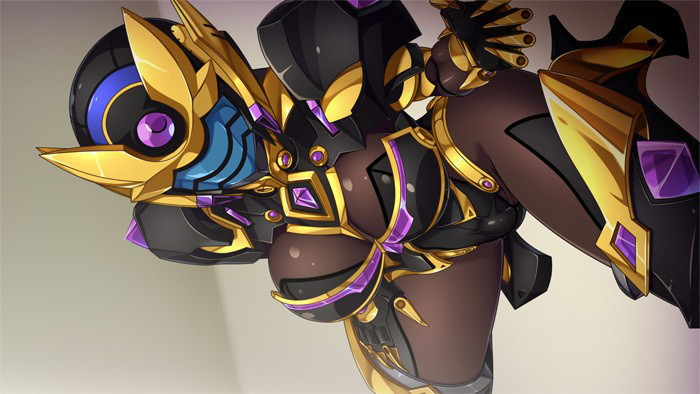 装甲戦姫アイギス