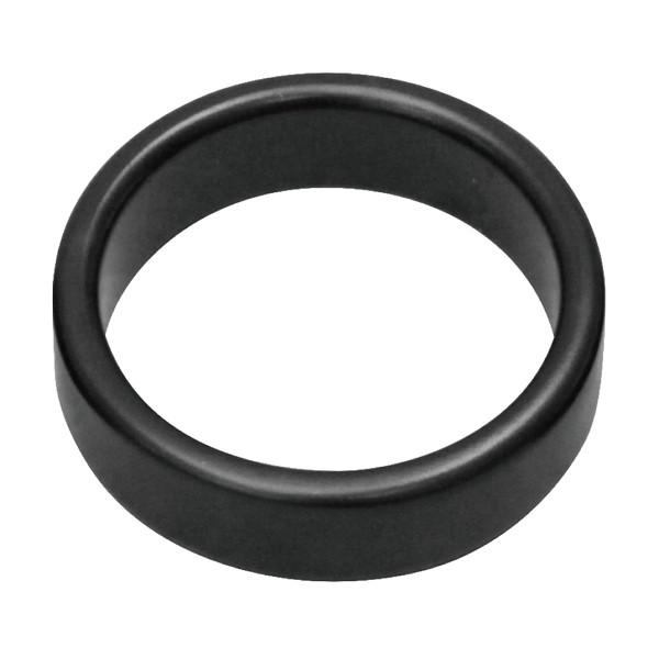 メタルワイドコックリング M 45Φmm ブラック