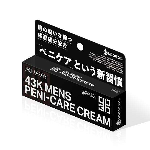 43K MENS PENI-CARE CREAM[シミケンメンズペニケアクリーム]