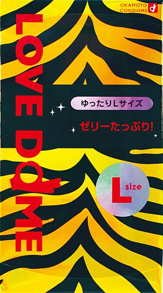 ラブドーム タイガーL(12ヶ入)