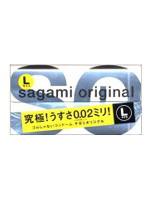 サガミオリジナル0.02 Lサイズ(12個入り)×3箱パック