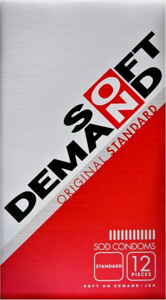 SODコンドーム オリジナル スタンダード (12個入)