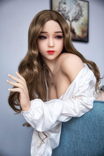 クロッカス<肌の色:白色 瞳の色:ブラック 乳輪のサイズ:4cm 乳輪の色:ピンク オナホール:分離型 陰毛:...