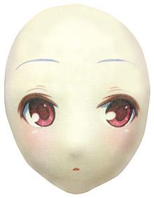 えあ★ますく Face.01 素顔