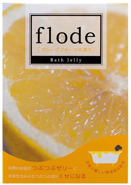 フローデ バスゼリー グレープフルーツの香り