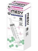 MEDY[メディ]no.1 プラスチックシリンジ 60ml