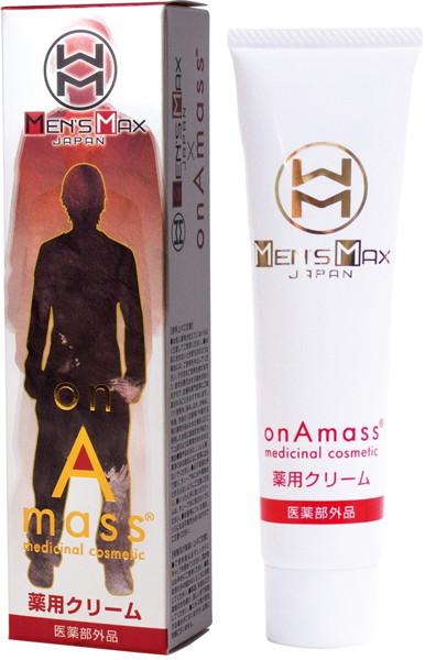 メンズマックス オナマスクリーム50g【薬用マスターベーションクリーム】