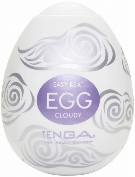 TENGA EGG CLOUDY[クラウディ]