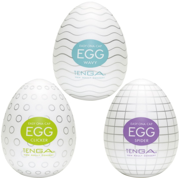 TENGA EGG SEASON-1SET