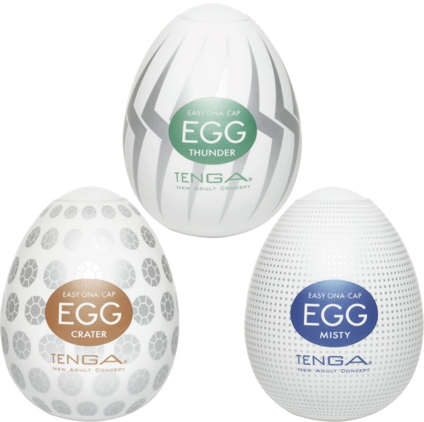 TENGA EGG SEASON-3SET