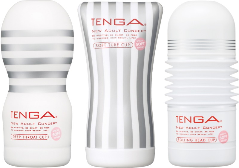 TENGA SPECIAL SOFT SET