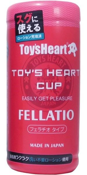 トイズハートカップ フェラチオ