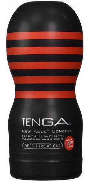 TENGA ディープスロート・カップ スペシャル ハード エディション <DEEP THROAT CUP(HARD)> 【Vacuum Controller対応】