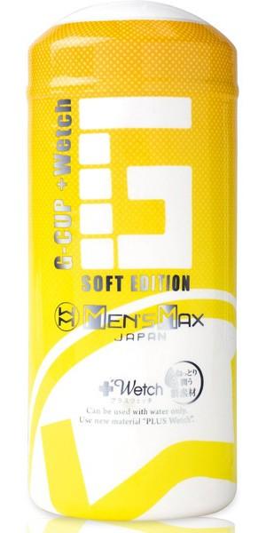 MEN'S MAX G-CUP SOFT EDITION(メンズマックスジーカップソフトエディション)