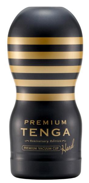 PREMIUM TENGA PREMIUM VACUUM CUP HARD(プレミアムテンガ プレミアム・バキュームカップ ハード)【VC対応】